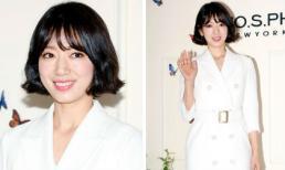 Lên đồ thanh lịch, Park Shin Hye vẫn bị dân mạng chê vì những điểm này