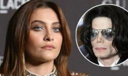 Con gái Michael Jackson rạch cổ tay tự tử giữa scandal ấu dâm của bố?
