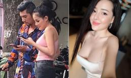 Bất ngờ trước hình ảnh 'không nhận ra' của Ngân 98 và Lương Bằng Quang khi bắt gặp ngoài vỉa hè