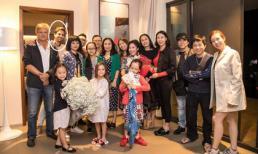 'Người tình tin đồn' xuất hiện chúc mừng sinh nhật của Diva Hồng Nhung