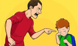 Dấu hiệu các bậc cha mẹ đang dạy con sai cách, nên đọc để tránh