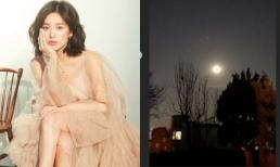 Bị fan 'ăn vạ' giữa lùm xùm ly hôn, Song Hye Kyo có động thái 'lạ' giữa đêm khuya