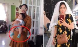 Hoa hậu Đại dương Đặng Thu Thảo mang thai con đầu lòng