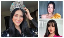 Soi khả năng make up chuyên nghiệp và sáng tạo của Hoa hậu Trái đất Phương Khánh