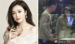 """""""Phú Sát Hoàng hậu"""" Tần Lam bị tung ảnh nắm tay người đàn ông lạ ở khách sạn, dấy nghi vấn hẹn hò"""