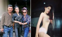 Vừa được mẹ bạn trai Lương Bằng Quang khen ăn mặc kín đáo hơn, Ngân 98 đã lại khoe ngực trần