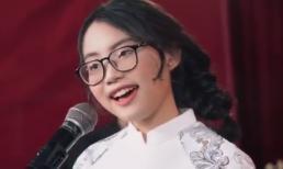 Phương Mỹ Chi tái hiện phần thi đình đám Giọng hát Việt nhí sau 6 năm
