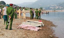 8 học sinh đuối nước tử vong thương tâm tại Hòa Bình
