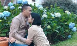 Nguyễn Hoàng Linh được chồng hôn lên trán đầy ngọt ngào khi du lịch Đà Lạt