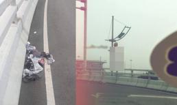 Danh tính cô gái người nước ngoài rơi từ cầu vượt xuống đường trong tình trạng khoả thân