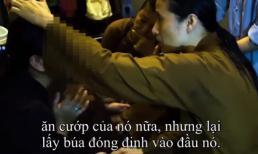 Bà Phạm Thị Yến ở chùa Ba Vàng rao giảng những điều khiến người nghe 'giật mình'