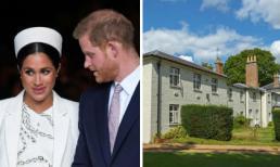 Đòi hỏi quá cao, vợ chồng Công nương Meghan nhận cái kết phải trì hoãn việc sang nhà mới
