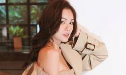 'Gái một con' Dương Cẩm Lynh tung loạt shoot hình gợi cảm ngày cuối tuần