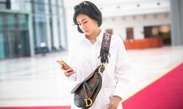 Diện trang phục giản dị, Thu Minh gây sốt với thần thái soái tỷ