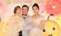Vợ chồng Lam Trường tổ chức sinh nhật muộn hoành tráng cho con gái