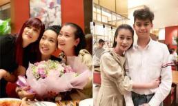 Diễn viên Hiền Mai và chồng doanh nhân tổ chức sinh nhật hoành tráng cho con trai