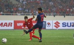 Quang Hải solo, kiến tạo để Hoàng Đức ghi siêu phẩm vào lưới U23 Thái Lan