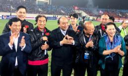 Vùi dập Thái Lan với tỷ số 'không tưởng', U23 Việt Nam được thưởng nóng 1,5 tỷ đồng