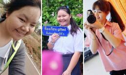 Tự ti vì mập và xấu, cô gái giảm cân ngoạn mục khiến ai cũng ngỡ ngàng