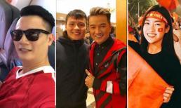 Dàn sao Việt tưng bừng ăn mừng trước chiến thắng của tuyển U23 Việt Nam