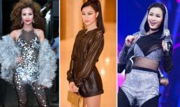 Không 'cãi lộn' với stylist, gu thời trang của Đông Nhi ngày càng lên hương