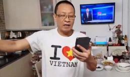 Lại Văn Sâm hài hước chế lời 'Tóc em đuôi gà' để cảm ơn HLV Park Hang Seo