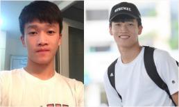 Chân dung Nguyễn Hoàng Đức - tiền vệ điển trai của U23 Việt Nam hạ gục Thái Lan bằng 'siêu phẩm'