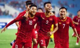 Dàn tuyển thủ Việt nói gì sau chiến thắng lịch sử trước Thái Lan?