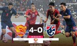Báo Thái Lan: Thua 4 bàn trước U23 Việt Nam là 'ác mộng' chưa từng thấy!