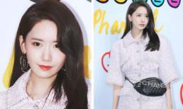 """Bất chấp tin đồn """"dao kéo"""", Yoona khoe nhan sắc đỉnh cao bên cạnh dàn sao nổi tiếng"""