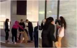 Vụ cô gái xinh đẹp bị đánh ghen, lột quần ngay giữa phố: Công an vào cuộc
