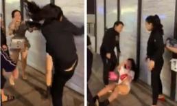 Sau clip bị lột quần, túm tóc đánh ghen ngay giữa phố: Cô gái nhờ luật sư can thiệp