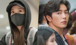 Hớp hồn trước vẻ ngoài của 'tình mới' Park Min Young: Đứng giữa đám đông vẫn đẹp ngời ngời, không thể tìm ra góc chết
