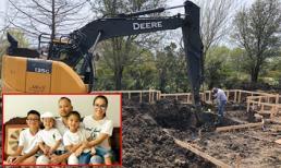 Vợ chồng Hồng Ngọc xây hồ bơi 'khủng' trong căn biệt thự mới tậu tại Mỹ cho 3 con