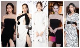 Chuyện gì đang xảy ra khi dàn Hoa hậu, người đẹp lừng danh nhất showbiz Việt đua nhau phủ kín thảm đỏ thế này?