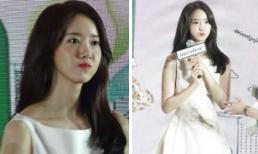 Yoona khuynh đảo Singapore với hình ảnh thiên thần váy trắng
