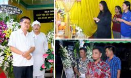 Phước Sang, Hồng Vân cùng loạt sao Việt đến chia buồn và tiễn đưa bố của nghệ sĩ hài Lê Quốc Nam