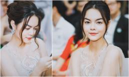 Lâu lâu tái xuất Hà Nội dự event, 'mẹ 2 con' Phạm Quỳnh Anh tỏa sáng như nữ thần