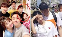 Trịnh Thăng Bình và Liz Kim Cương thoải mái xuất hiện cùng nhau sau thời gian dính tin đồn hẹn hò