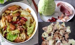 Muốn không có tàn nhang phụ nữ nên ăn nhiều rau cải bắp: Chỉ 30 nghìn là được cả đĩa đầy