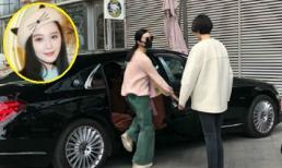 Nộp phạt 3.100 tỷ đồng, Phạm Băng Băng vẫn thể hiện khí chất hào môn khi đi xe hạng sang
