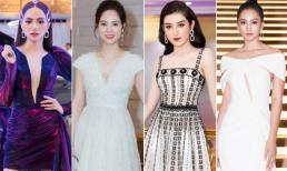 Ai xứng danh 'Nữ hoàng thảm đỏ' showbiz Việt tuần qua? (P109)