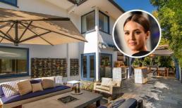 """""""Thiên thần bóng tối"""" Jessica Alba rao bán biệt thự với giá hơn 143 tỷ đồng"""