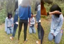 Vụ nhóm nữ sinh bắt bạn quỳ trong rừng rồi đánh: Em 'chủ mưu' là học sinh giỏi