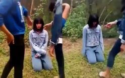 Vụ nữ sinh bị ép quỳ, đánh trong rừng: Kỷ luật cả nạn nhân và nhóm nữ sinh
