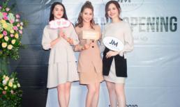"""Sao Việt hội ngộ trong sự kiện khai trương """"cực khủng"""" của thời trang JM"""