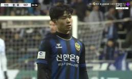 Màn trình diễn 'hay nhất đội' của Công Phượng trong lần đầu được đá chính tại K-league
