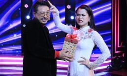 Lâm Vỹ Dạ 'dằn mặt' tật mê gái của chồng trên sóng truyền hình