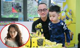 Phạm Ngọc Thạch vắng mặt trong sinh nhật con trai và đây là lý do