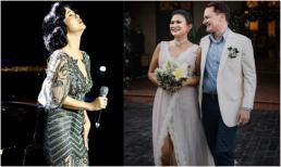 Phản ứng của ca sĩ Hồng Nhung trước việc chồng cũ lấy vợ mới